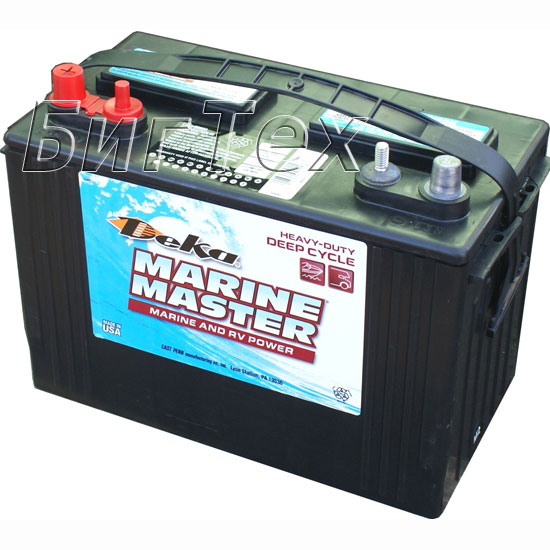 аккумулятор на лодку с электромотором