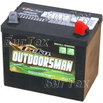 Аккумулятор Deka 8U1R Outdoorsman 28 А/ч
