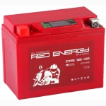 Мото аккумулятор Red Energy DS 1212, 12 Ач (YTX12-BS)