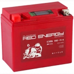 Мото аккумулятор Red Energy DS 1214, 14 Ач (YTX14-BS)
