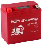 Мото аккумулятор Red Energy DS 1216.1, 16 Ач (YTX16-BS)